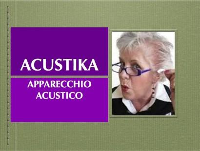 ACUSTIKA BOLOGNA
